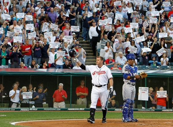 The Top 20 Moments in Jacobs Field History: Jim Thome's Victory Lap