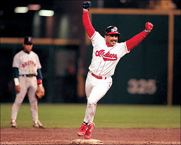 Today in Tribe History: October 3, 1995