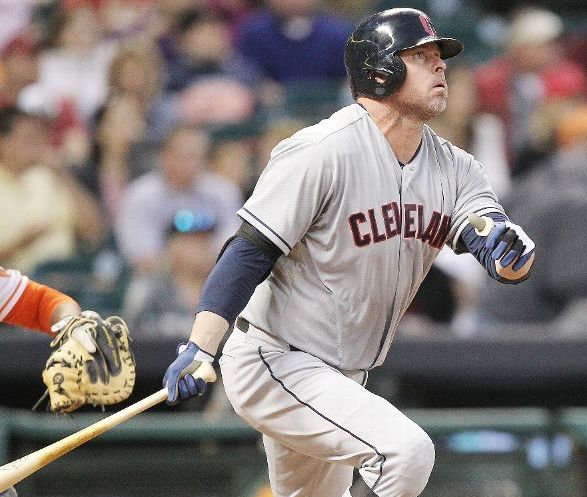 Offense Lifts Off in Houston; Indians 19, Astros 6
