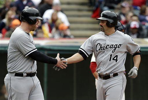 Konerko - AP Photo/Mark Duncan
