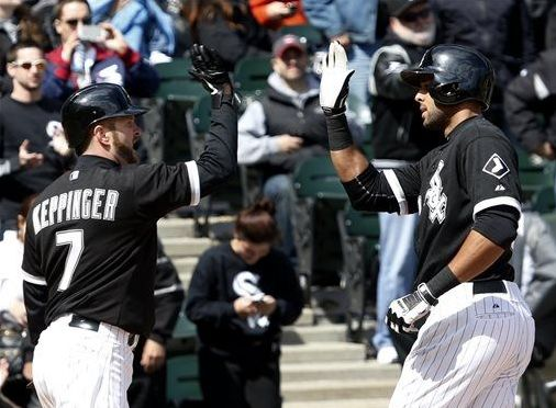 Not-So-Timely Hitting Dooms Tribe in Matinee; White Sox 3, Indians 2