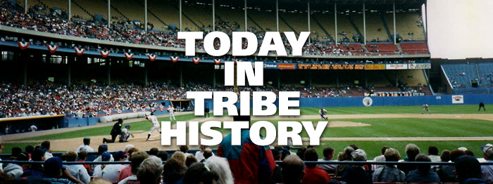 Today in Tribe History: April 2, 1962