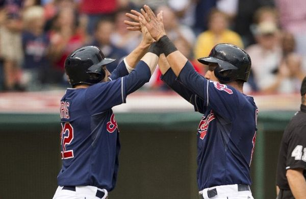 Early Offense Keeps Tribe on Pace in Wild Card Race; Indians 9, Mets 4