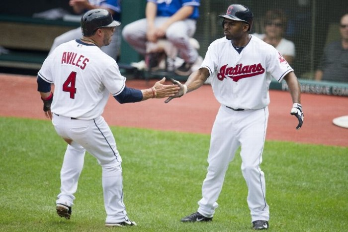 Fielding Miscues and Lack of Hitting Derail Tribe; Royals 6, Indians 2