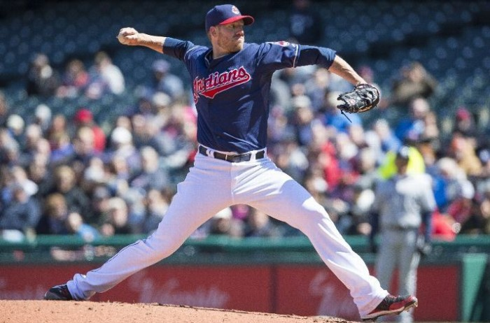 McAllister Comes Up Big in Game 1; Indians 2, Padres 0