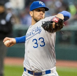 Salazar Learns Another Veteran Lesson; Royals 8, Indians 2
