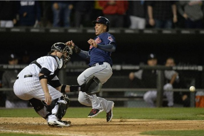 Chicago Breaks Tie in Ninth for Sweep: White Sox 3, Indians 2