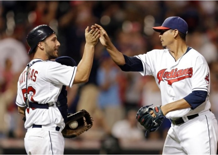 Hometown Heroes Pickup Another Home Victory; Indians 4, Angels 3