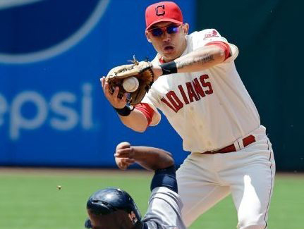 Tribe Drops Ball in Series Finale with Detroit; Tigers 10, Indians 4