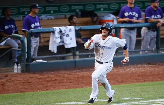 Gritty Holt Earns Big League Promotion