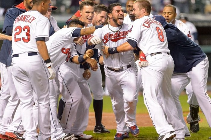 Aviles' Walk-Off Clips Birds In 11 Innings; Indians 2, Orioles 1