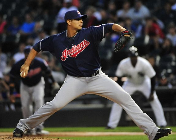 Another Strong Carrasco Start Pushes Tribe to Series Win; Indians 3, White Sox 2