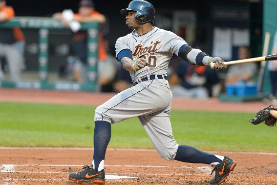 Detroit Ends Series Big with Seven-Run Eleventh; Tigers 11, Indians 4