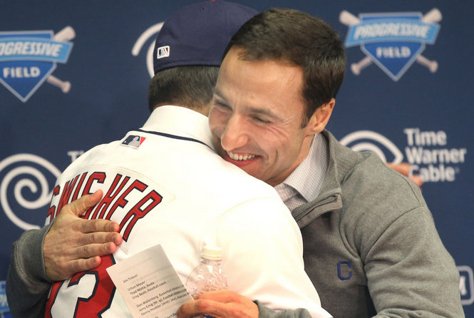 Money Makes the Indians' World Go Round in Building 2015 Roster