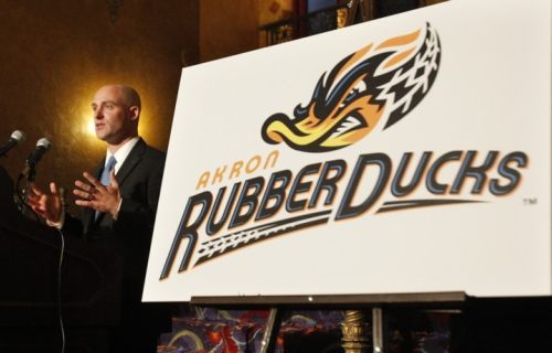 RubberDucks Nominated for Larry MacPhail Award