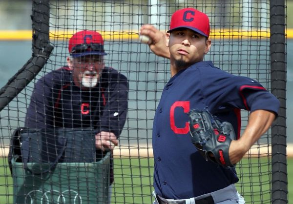Carrasco's Continued Climb a Key to Tribe's 2015 Ride