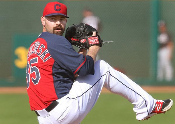 Lefty Rzepczynski Tries to Be Right in Tribe Bullpen