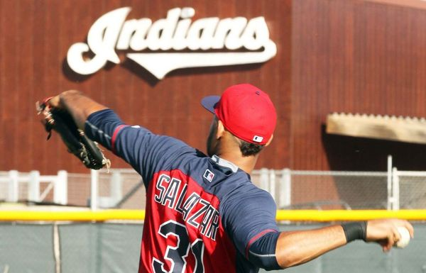 No Handouts: Danny Salazar Must Earn It In Spring Training