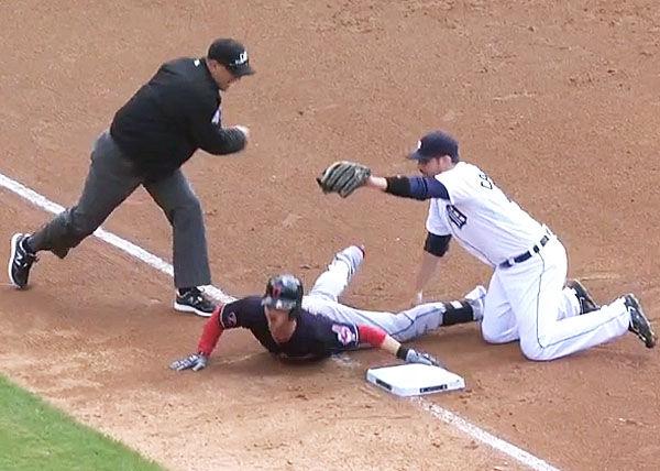 Baserunning Mistakes, Cabrera's Big Day Give Tigers Series Win; Tigers 8, Indians 6