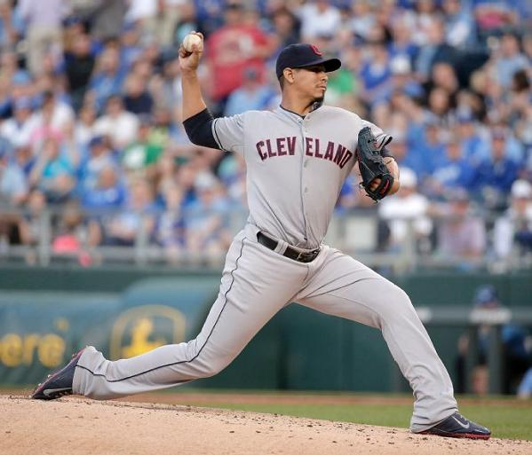 Tribe Rolls as Bats Drub Duffy Early; Indians 10, Royals 3