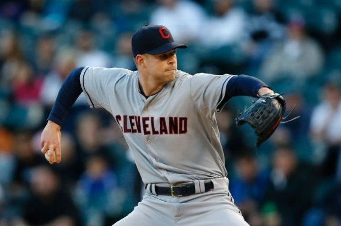 Kluber's 12 K's Not Enough as Tribe Loses in Extras; White Sox 2, Indians 1