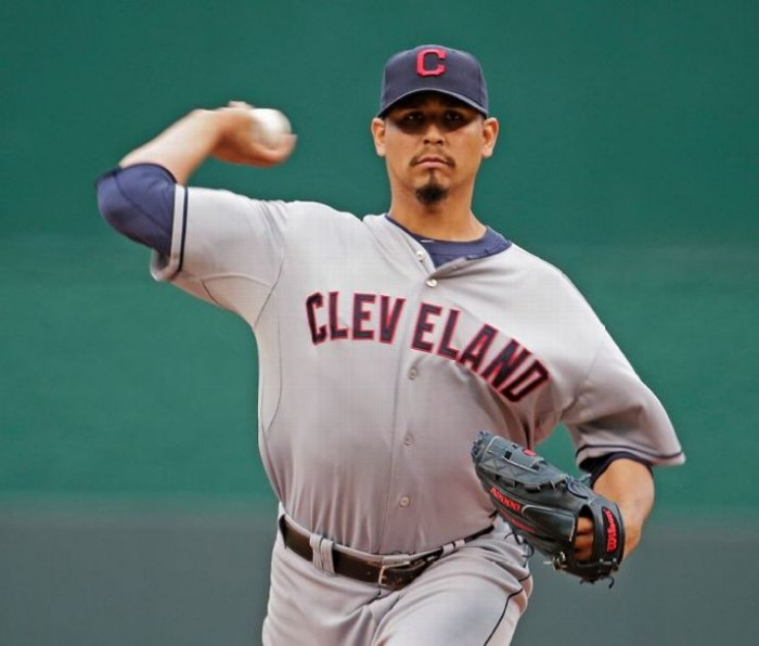 Carrasco Rewarding Indians' Faith With Recent Success