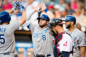 Tribe Drops Fifth Straight; Royals 9, Indians 4