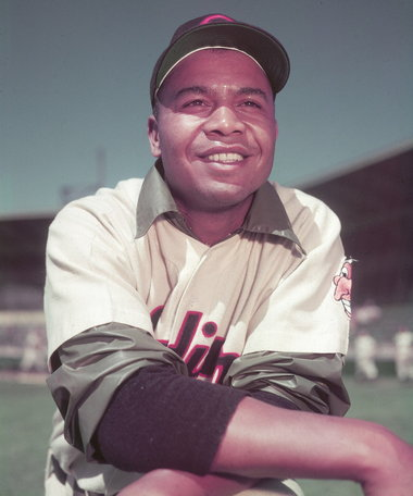 Larry Doby to Finally Receive Statue at Progressive Field Saturday Night