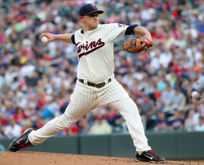 Tribe Bats Cold in Minnesota; Twins 4, Indians 1