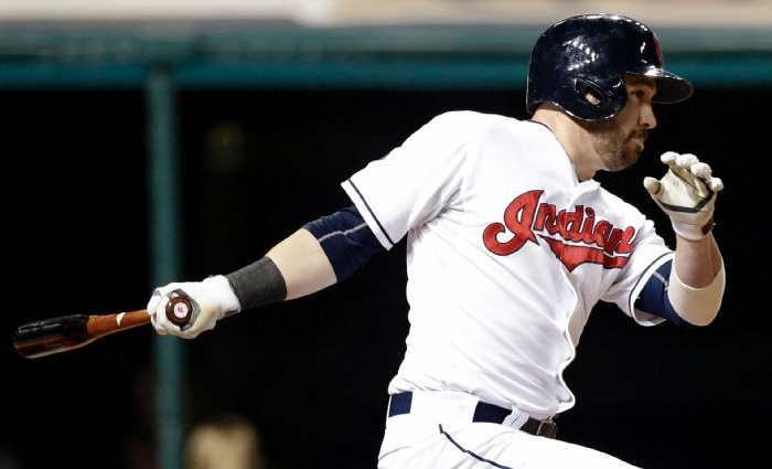 Three-Run Seventh Inning Pushes Tribe to Opening Win; Indians 3, Angels 1