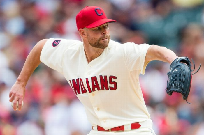 Kluber Carves Up Twins to Take Series; Indians 8, Twins 1