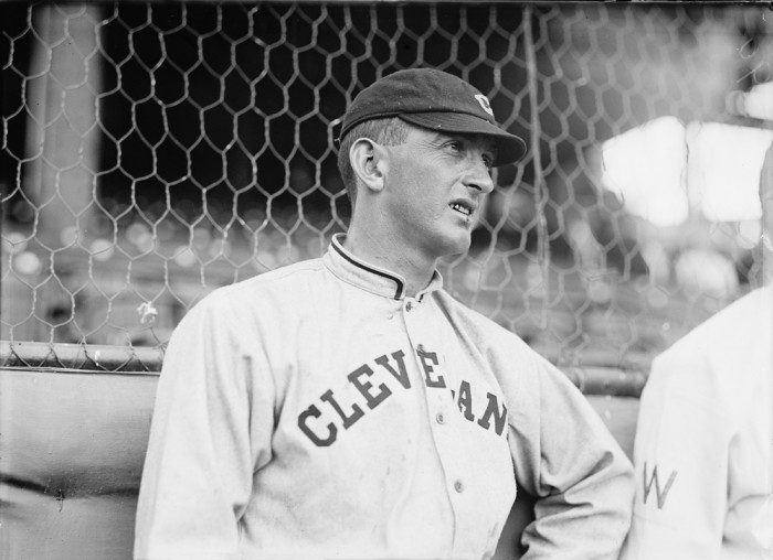 Even in Short Time in Cleveland, Shoeless Joe was One of the Best