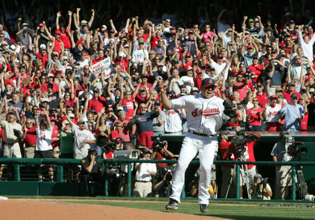 Today in Tribe History: September 23, 2007