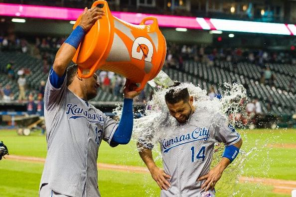 Infante's Career Night Sinks Tribe; Royals 8, Indians 4