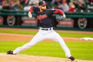 Kluber Concludes Strong as Tribe Shuts Out Sox; Indians 2, Red Sox 0