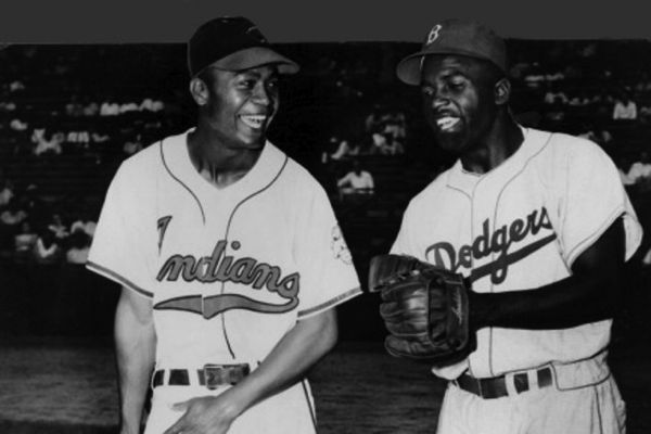 When Jackie Robinson Played in Cleveland