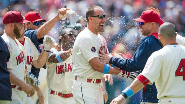 Looking Back: Cleveland Finally Walks Off in Anderson's Debut