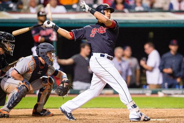 Looking Back: Brantley's Blasts Down Detroit