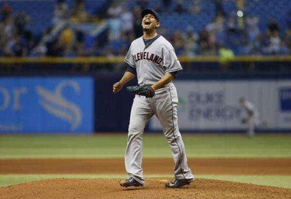 Looking Back: Carrasco Gets Within One Strike of Tribe's First No Hitter in 34 Years
