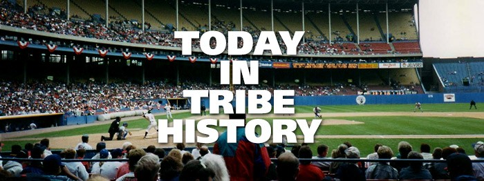 Today in Tribe History: August 25, 2008