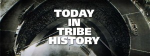 Today in Tribe History: February 6, 2014