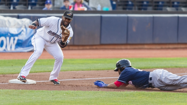 Could Yandy Diaz Be a Future Solution at Third Base?