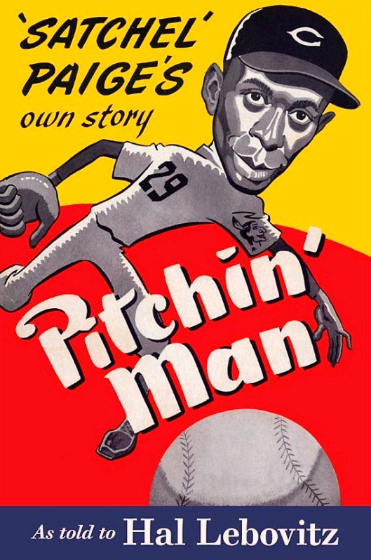 """Paige Releases Book, """"Pitchin' Man"""""""