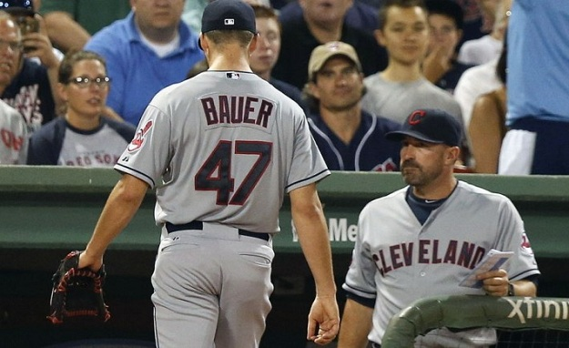 Countdown to Indians' Opening Day – 47: Trevor Bauer