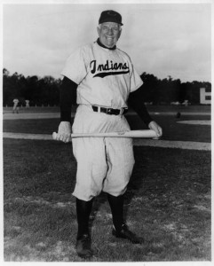 pictured: Tris Speaker (Cleveland Memory Project)