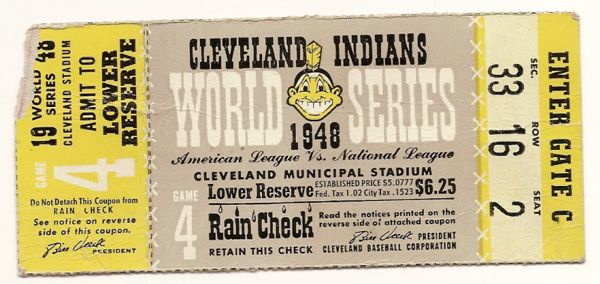 Indians to Begin Accepting World Series Ticket Applications on Tuesday