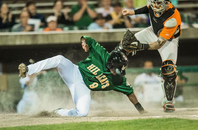 Hillcats on Fire with Tenth Straight Victory