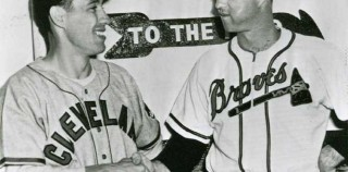 A History of Cleveland's World Series Game Ones