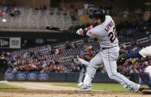 Indians Use Big Fifth, Hold Off Twins Late, to Avoid Sweep; Indians 6, Twins 5