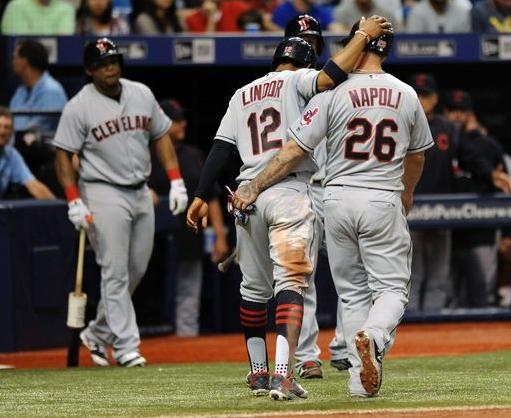 Carrasco Terrific in Tampa Again; Indians 4, Rays 1